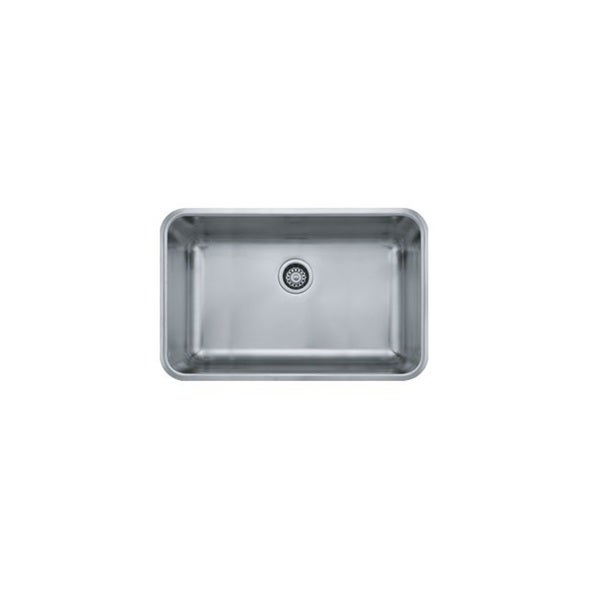 Franke Grande Series Single Bowl 18g 28x17x9 Sink Boxed - Free ...