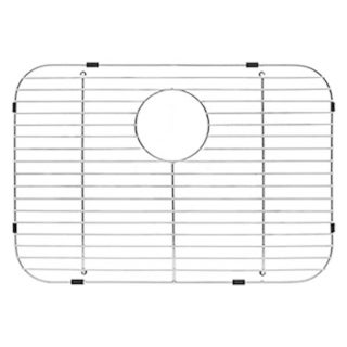 Kindred Stainless Steel Polished Bottom Grid