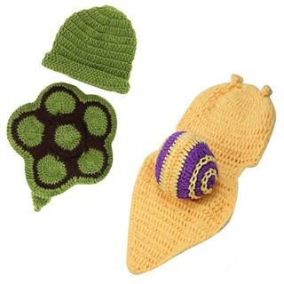 Majestic Milestones Newborn Crochet Photo Costume Prop
