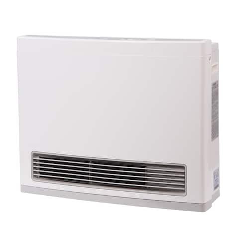 Rinnai Vent Free Fan Convector (Fan Convector Vent Free Heater -24K BTU) FC824N White