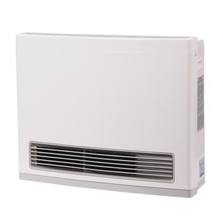 Rinnai Vent Free Fan Convector (Fan Convector Vent Free Heater -24K BTU) FC824P White