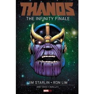 Thanos: The Infinity Finale (Hardcover)