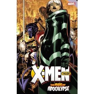 X-men Age of Apocalypse: Twilight (Paperback)