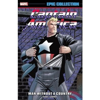 Epic Collection Captain America 22: Man Without a Country (Paperback)