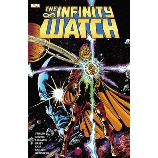 The Infinity Watch 1 (Paperback)