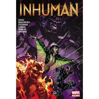 Inhuman (Hardcover)