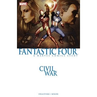 Civil War: Fantastic Four (Paperback)