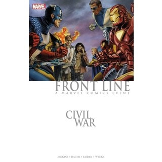 Civil War: Front Line (Paperback)