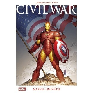 Civil War: Marvel Universe (Paperback)