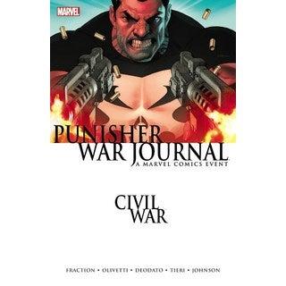 Civil War: Punisher War Journal (Paperback)