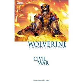 Civil War: Wolverine (Paperback)