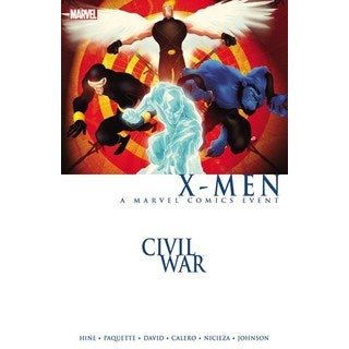 Civil War: X-men (Paperback)