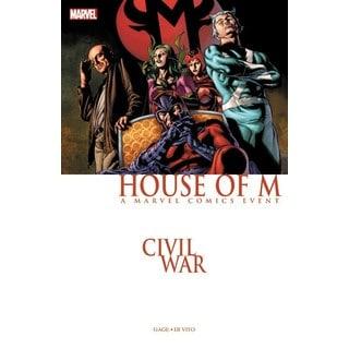 Civil War: House of M (Paperback)