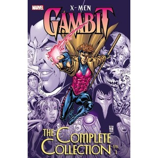 X-Men 1: Gambit - the Complete Collection (Paperback)