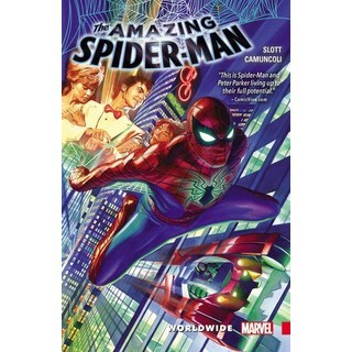 The Amazing Spider-Man Worldwide 1 (Paperback)