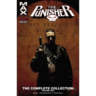 Punisher Max: The Complete Collection 2 (Paperback)