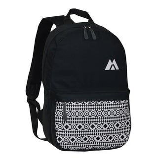 Everest 16.5-inch Southwest Pattern Backpack