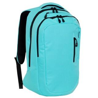 Everest Modern 17-inch Laptop Backpack (Option: Aqua)