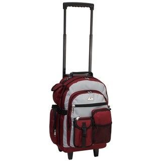 Everest 18.5-inch Deluxe Wheeled Backpack (More options available)
