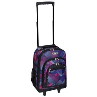 Everest 18-inch Prism Wheeled Backpack