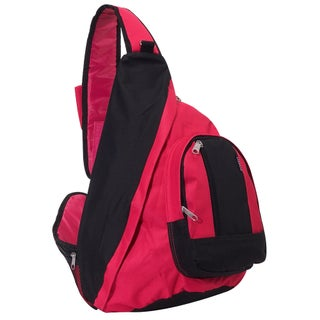 Everest Sling Bag (Option: Hot Pink)