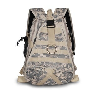 Everest Digital Camo Technical Hydration Backpack