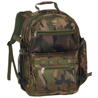 Everest Oversized 20-inch Lightweight Woodland Camo Backpack|https://ak1.ostkcdn.com/images/products/10421950/P17521192.jpg?impolicy=medium