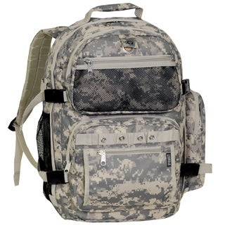 Everest Oversized 20-inch Lightweight Digital Camo Backpack
