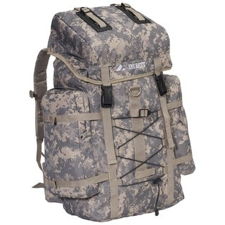 Everest 24-inch Digital Camo Hiking Backpack