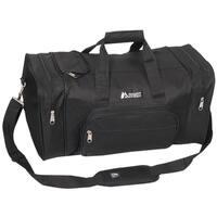 Everest 20-inch Carry On Classic Black Gear Duffel Bag