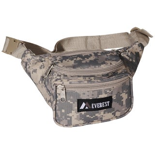 Everest 11.5-inch Signature Digital Camo Waist Fanny Pack