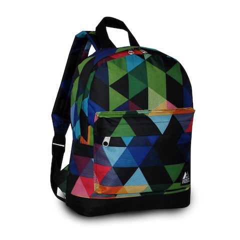 Everest 13-inch Basic Small Multi-colored Junior Pattern Backpack