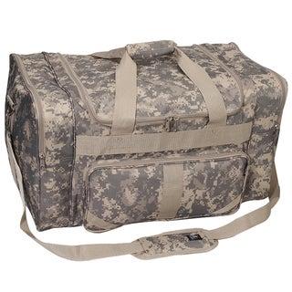Everest 27-inch Digital Camo Duffel Bag