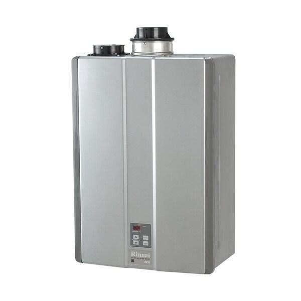 shop rinnai tankless water heater (int ctwh 199k btu 9.8gpm max w