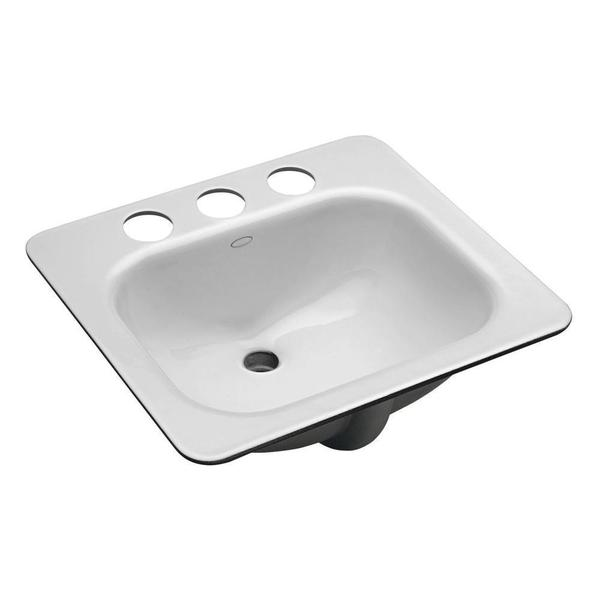 Kohler Tahoe Undermount Bathroom Sink In White Free Shipping Today 10422188