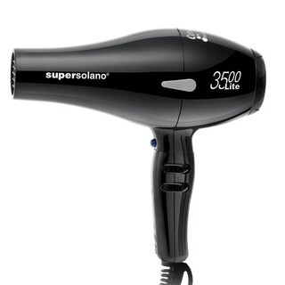 Solano Supersolano 3500 Lite Professional Hair Dryer - Black