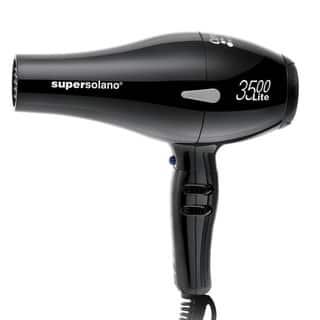 Solano Supersolano 3500 Lite Professional Hair Dryer - Black
