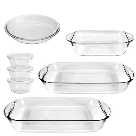 Anchor Hocking 10-piece Essentials Bake Set