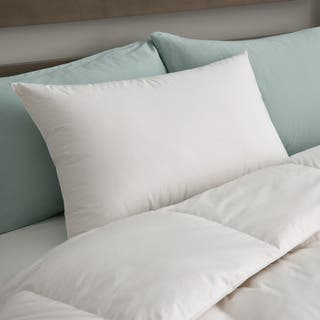 Candice Olson Luxury 550 Fill Power Medium Firm White Down Pillow|https://ak1.ostkcdn.com/images/products/10422537/P17521697.jpg?impolicy=medium