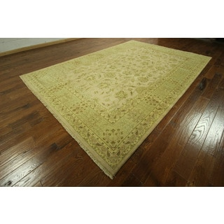 Hand-knotted Pak Persian Wool Area Rug (9' x 12', 9' x 10')