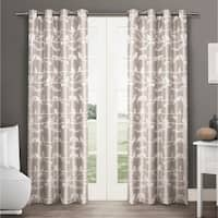 Clay Alder Home McClugage Curtain Panel Pair with Grommet Top