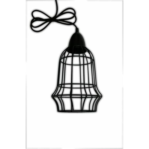 Decorative Cage Drop Down Pendant Lamp Free Shipping Today - Drop down pendant lights