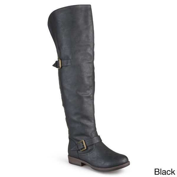 b516bf96501 Buy Size 11 Over-the-Knee Boots Women s Boots Online at Overstock ...