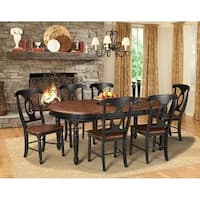 Simply Solid Emeline Solid Wood 7-piece Dining Collection