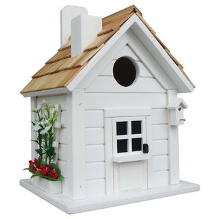 Trellis Cottage Birdhouse