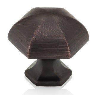 Southern Hills Oil Rubbed Bronze Metal Cabinet Knobs (Pack of 25)