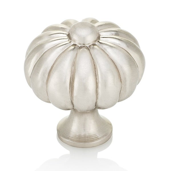 cabinet knobs silver. Southern Hills Silver Brushed Nickel Round Cabinet Knobs (Pack Of 25)