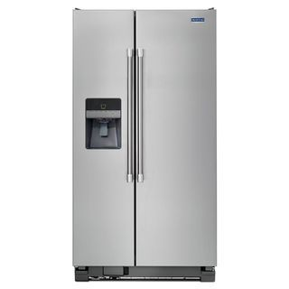 Maytag 25.0 Cubic Foot Side by Side Refrigerator MSF25D4MD