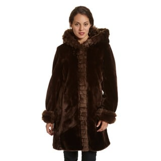 Faux Fur Outerwear - Shop The Best Brands Today - Overstock.com