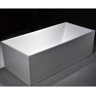 MTD Vanities Long Beach 60-inch Freestanding Bathtub